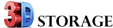 3D Storage & RV Storage | Storage Units in Vernon, AZ Logo