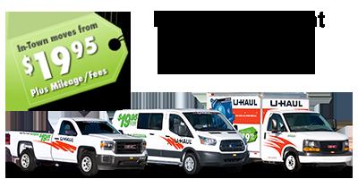 U-Haul Trucks & Pricing